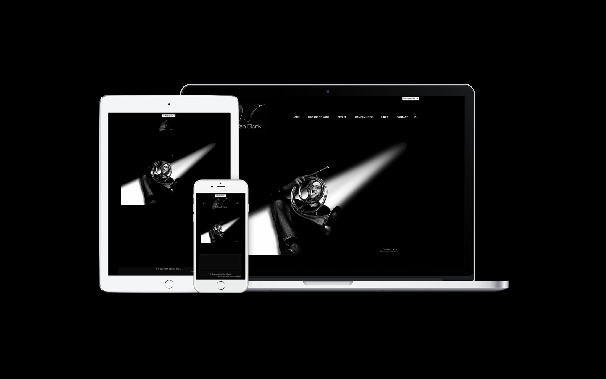 Showcase-stefan-blonk-com-Ben-Webdesigner